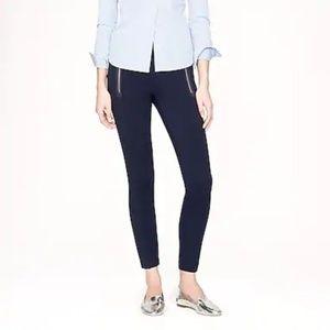 J. Crew Paneled Pixie Pant With Zip Pockets